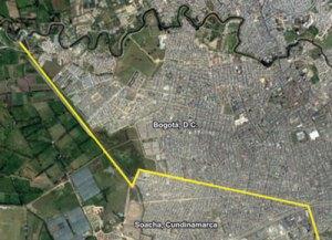 Área Bogotá Soacha