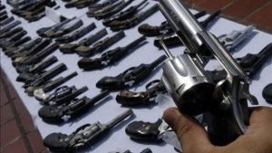 Jornada de desarme en Usaquén