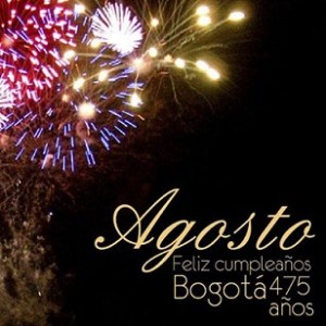 475 años de Bogotá