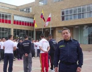 Edificio Comando de Bomberos de Bogotá