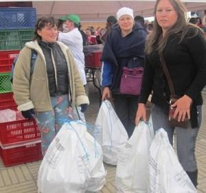 Canastas alimenticias en Fontibón