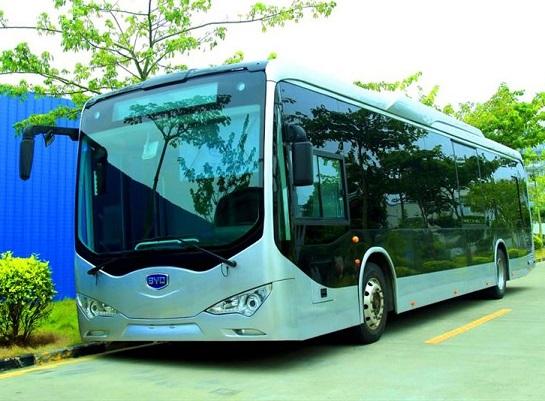 Bus eléctrico K9