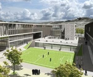 Sede de la Universidad Distrital en Bosa