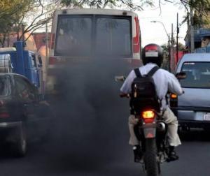 Vehículos contaminantes