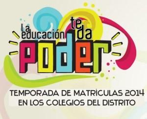 Matriculatón en Bogotá