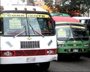 Pico y placa a buses