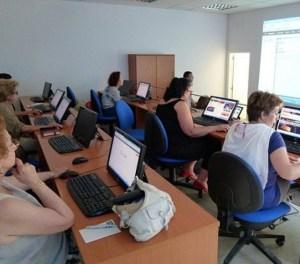 Curso TIC para mujeres en Chapinero