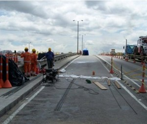 Mantenimiento a puentes vehiculares