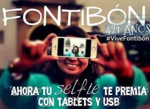 Selfie Fontibón