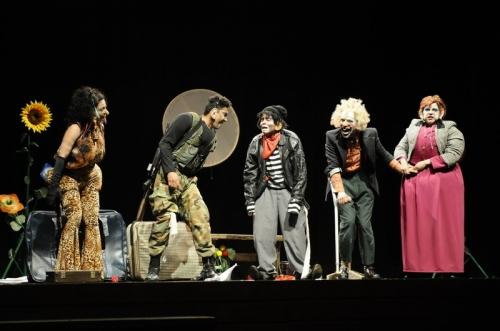 Enjambre Teatro