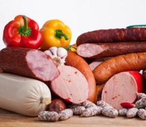 Carnes procesadas