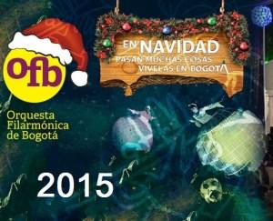 OFB Navidad en Bogotá