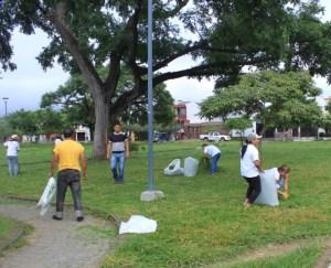 Embellecimiento del espacio público