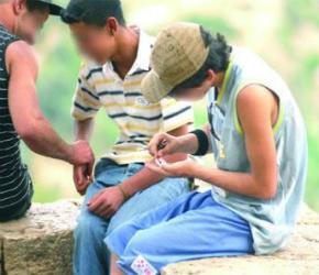 Drogadiccion en jovenes