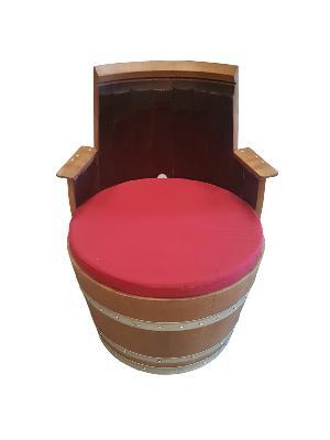 fauteuil tonneau