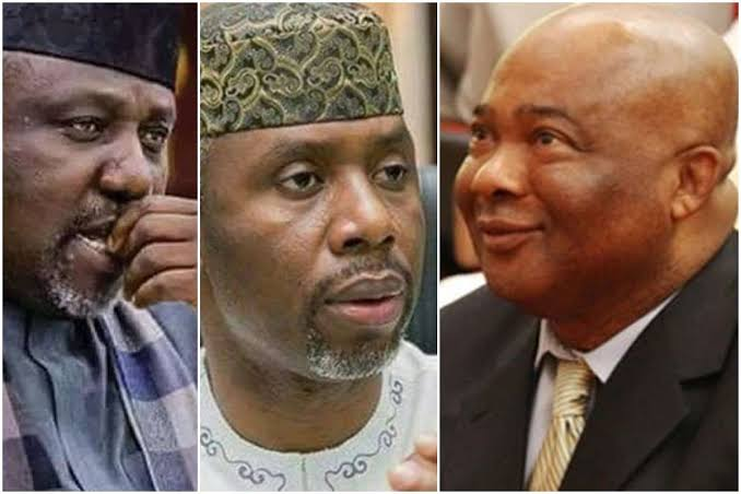 Image result for INEC finally publishes name of Imo APC governorship candidate