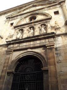 Claustro del Convento de Santo Domingo - Jaén