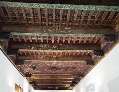 Artesonado Palacio del Condestable Iranzo de Jaén