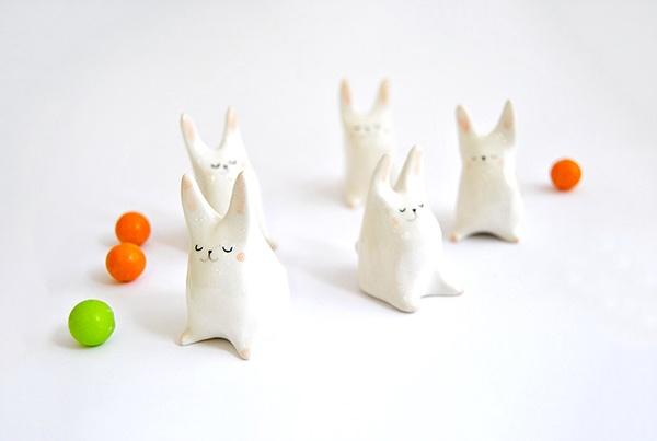 Conejos Barruntando
