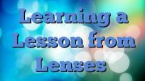 Learning a Lesson from Lenses