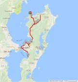 Bike Course - 180km