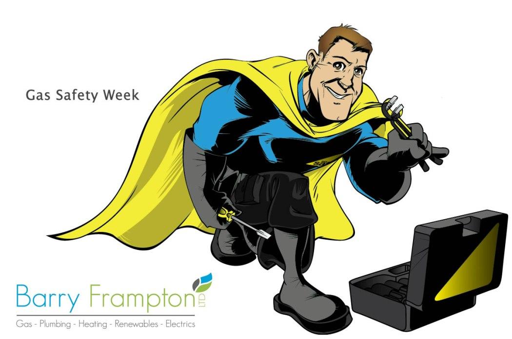Gas Safe Register Gas Safe Week