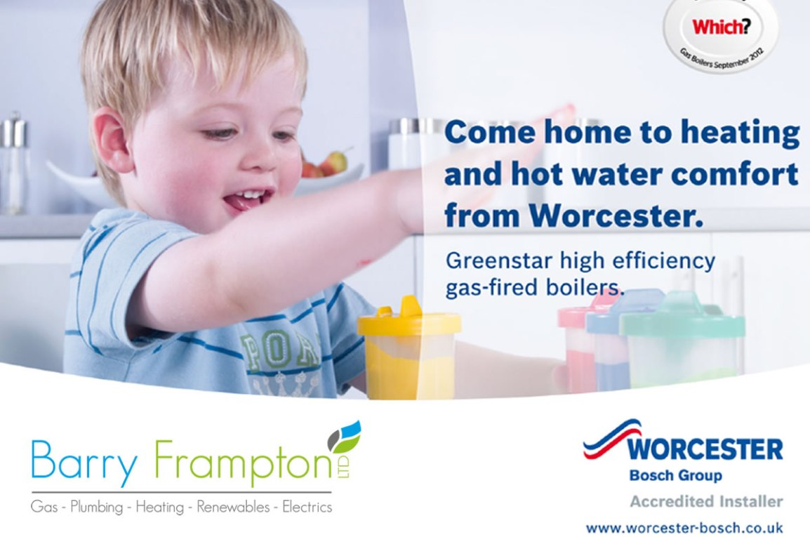 Heat and hot water comfort Worcester