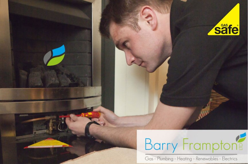 Service Your Gas Fire