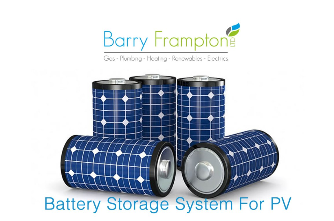 Battery Storage for PV