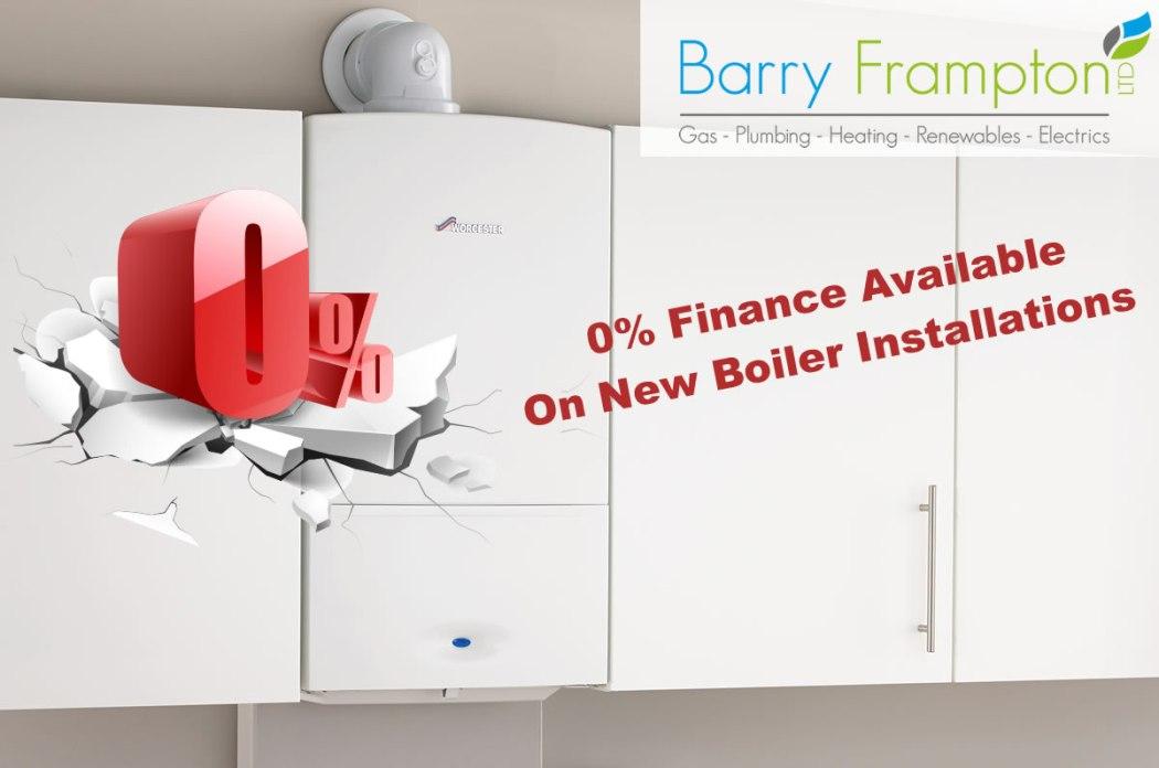 0% finance in Lymington0% Finance in Lymington for Boilers
