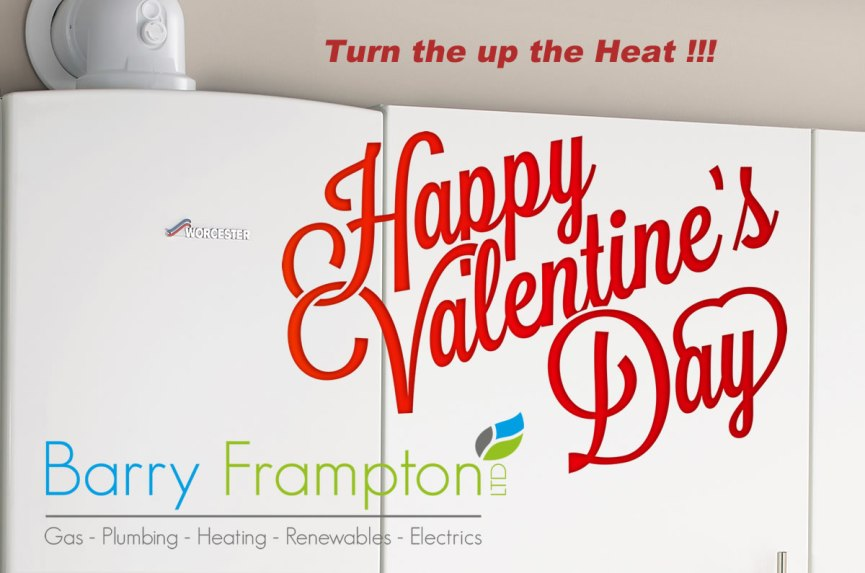 Happy Valentines Day from our Gas Engineers
