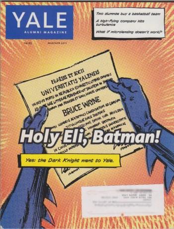 YAM on Batman