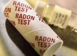 Radon Test pack