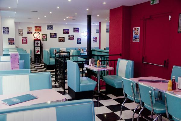 HD Diner, Châtelet