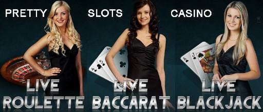 家に居ながらカジノを楽しむことができる