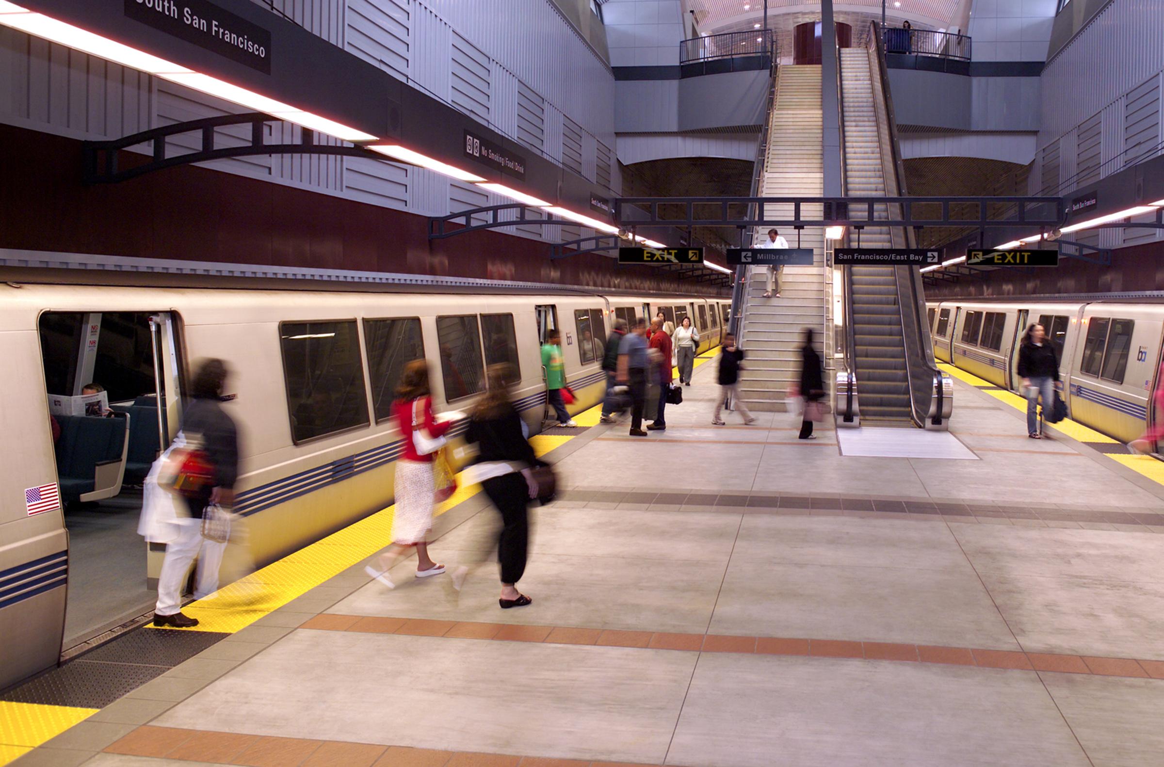 Bartgov Bay Area Rapid Transit