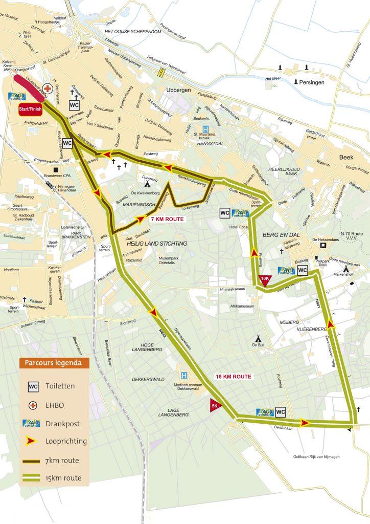 7HL Route 2016