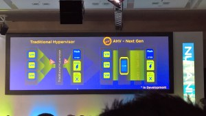 AHV Next Gen - avoiding bottleneck