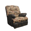 Western Recliner – FargoSaddle-BooneWheat Custom Old West Furniture