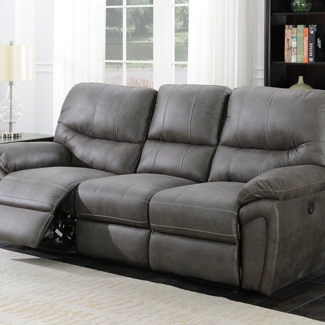 Stock - Power Sofa