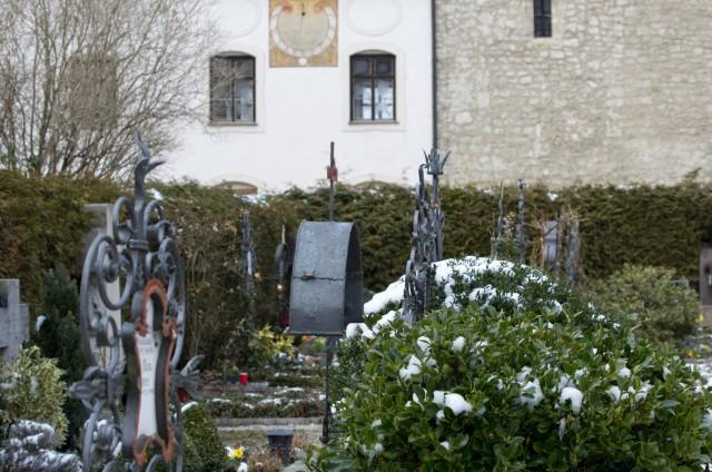 Friedhof an der Kapelle