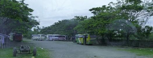 Makassar Busbahnhof