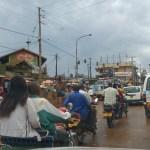 Die Straßen von Kampala