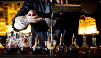Corso Bartender Basic
