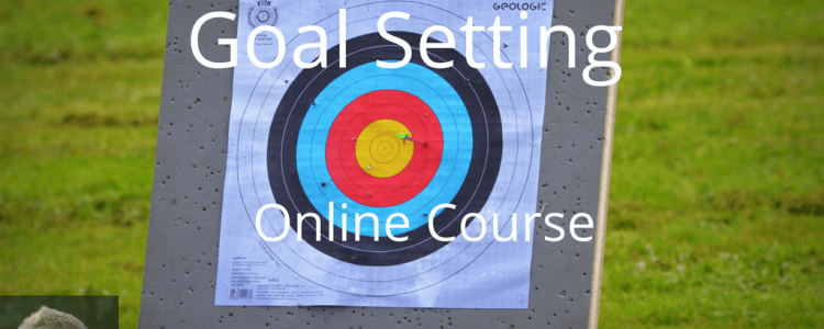 Goal Setting - Online Course