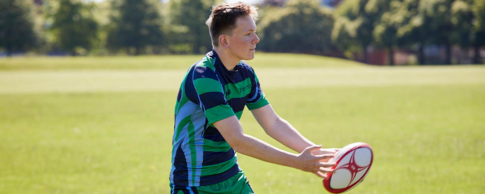Rugby at Barton Peveril