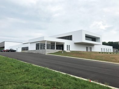 Exterior image of Eldor Ignition Headquarters and Manufacturing Plant