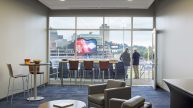First Tennessee Ballpark, Home of Nashville Sounds - Suite
