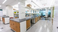 Penn State Chemical Biomedical Engineering Building Laboratory