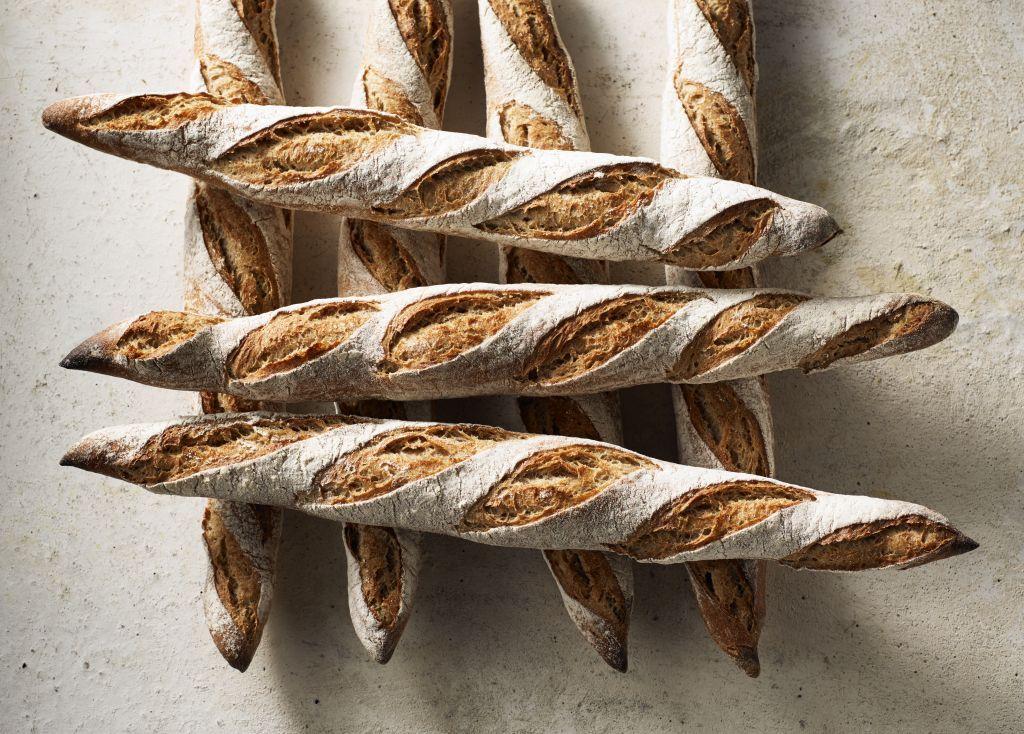 traditioneel frans stokbrood klein